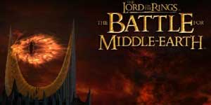 Lord of the Rings: Bitka za Middle-earth